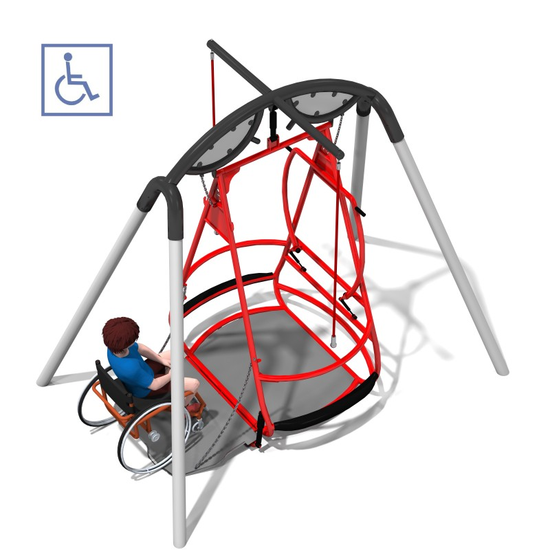 Playground Equipment for sale YUGO 2 Professional manufacturer