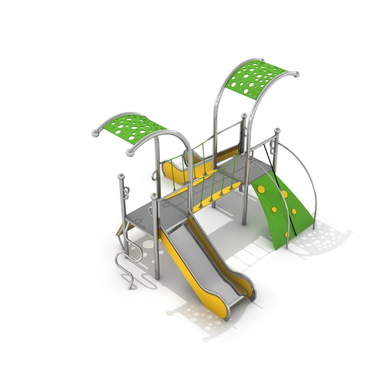 Playground Equipment for sale DOMETO 2-1 Professional manufacturer