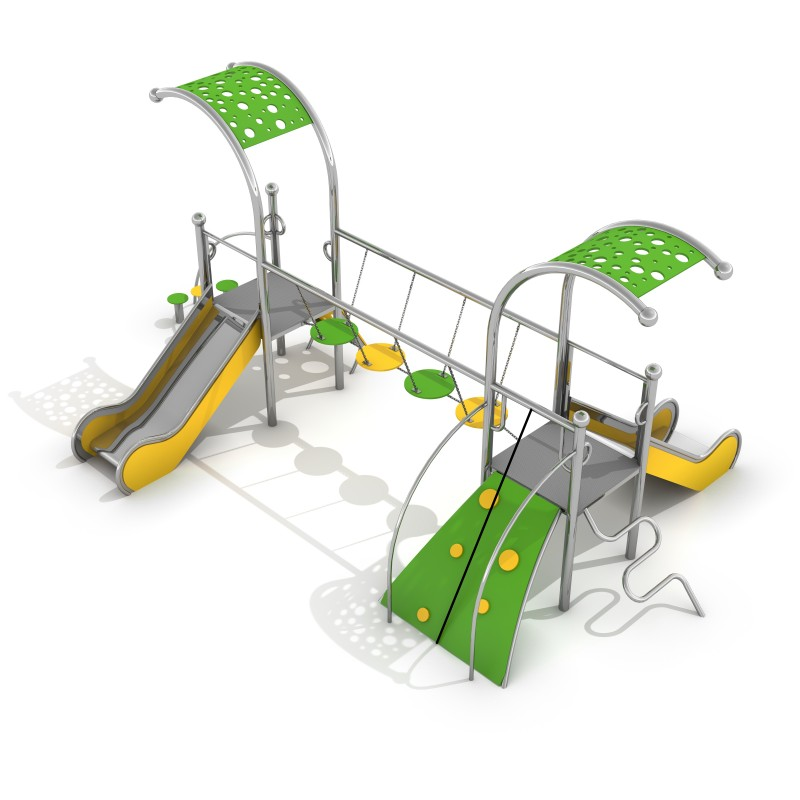 Playground Equipment for sale DOMETO 2-2 Professional manufacturer