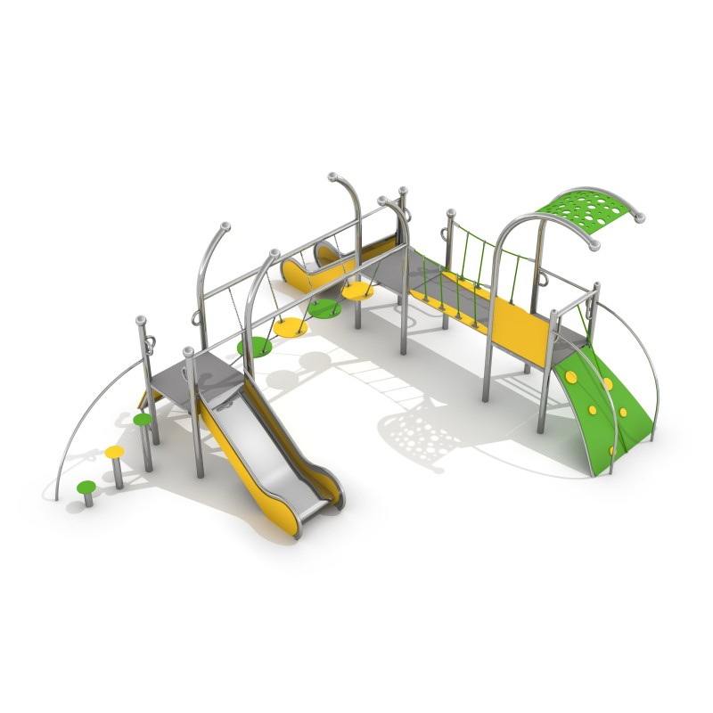 Playground Equipment for sale DOMETO 2-3 Professional manufacturer