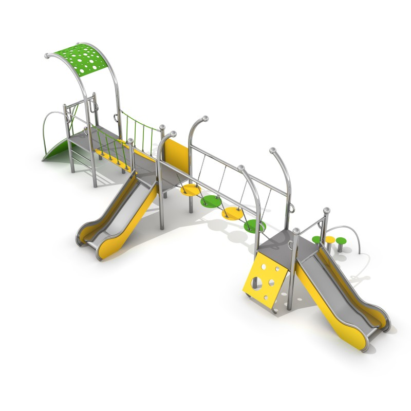 Playground Equipment for sale DOMETO 3-1 Professional manufacturer