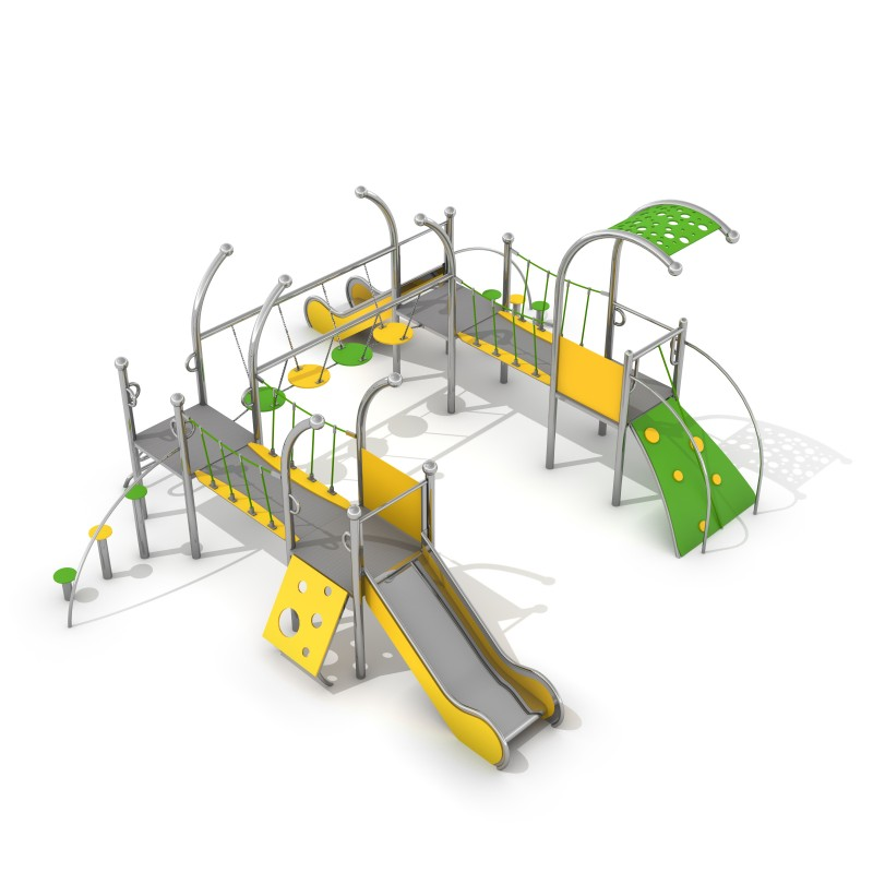 Playground Equipment for sale DOMETO 3-2 Professional manufacturer
