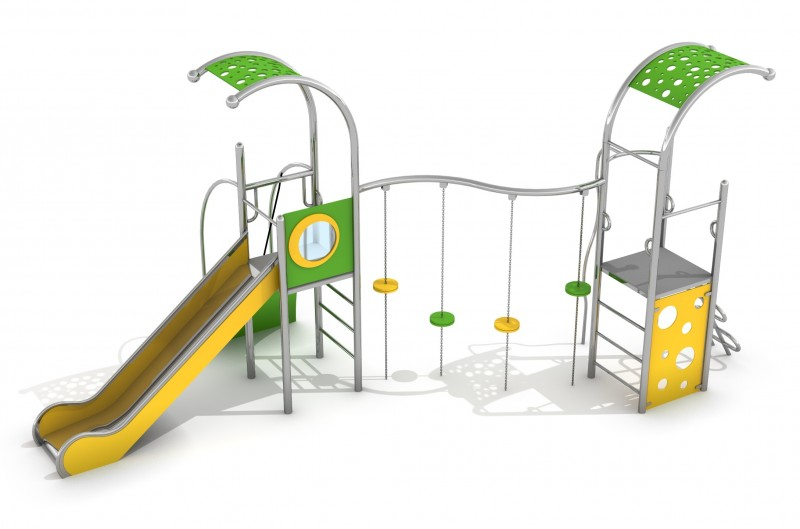 Playground Equipment for sale DOMO 2-1 Professional manufacturer