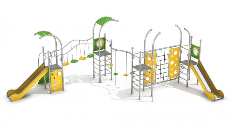 Playground Equipment for sale DOMO 3-3 Professional manufacturer