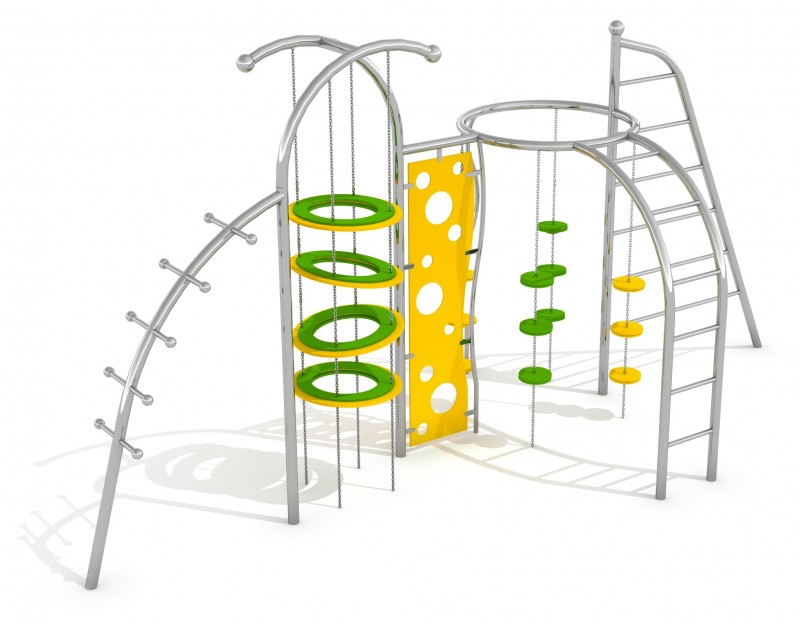 Playground Equipment for sale ESKALO 5 Professional manufacturer