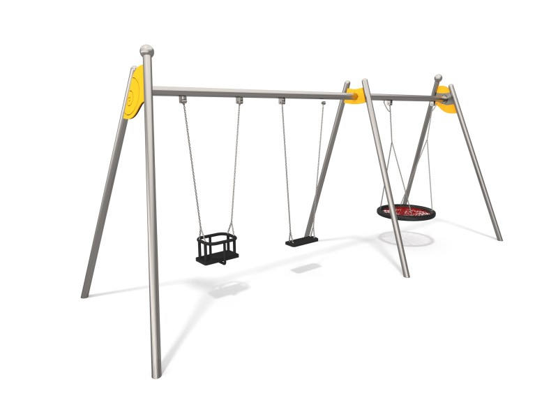 Playground Equipment for sale FRAMO 2 Professional manufacturer