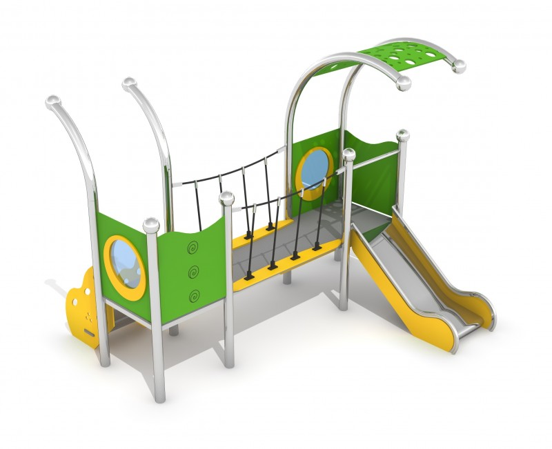 Playground Equipment for sale INFANO 3 Professional manufacturer