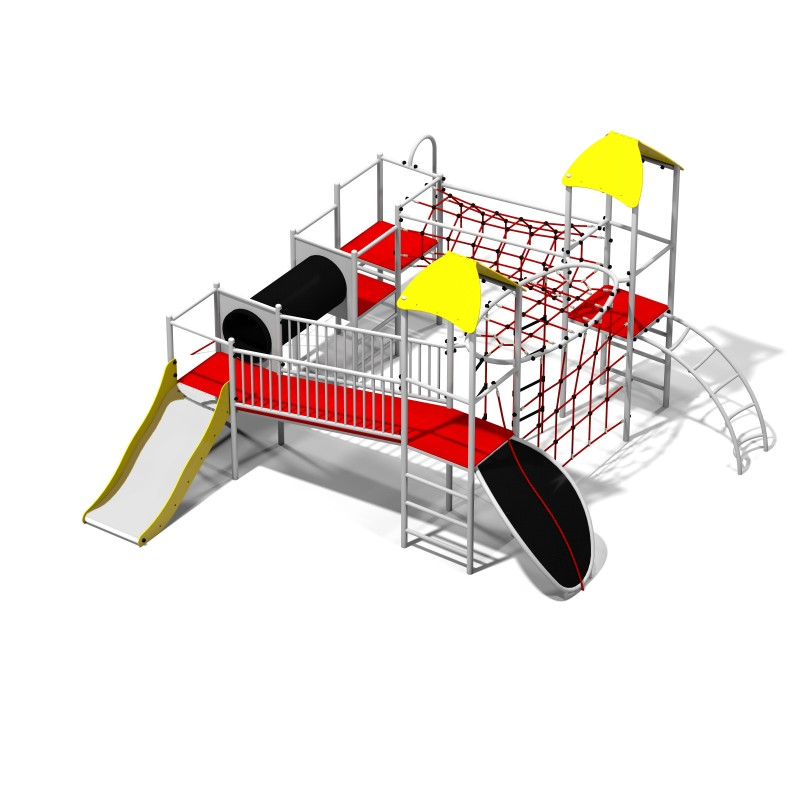 Playground Equipment for sale CAMELLIA Professional manufacturer