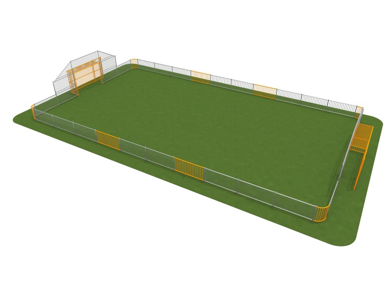 Playground Equipment for sale ARENA 3 (21x12m) Professional manufacturer