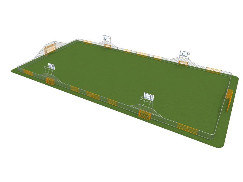 ARENA 6a (40x20m)