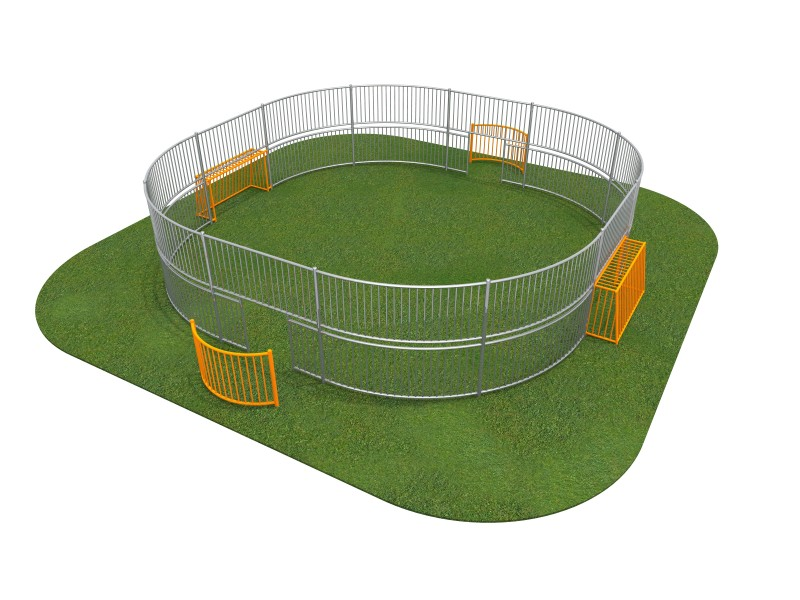SOCCER RING 1 Inter Play Playground