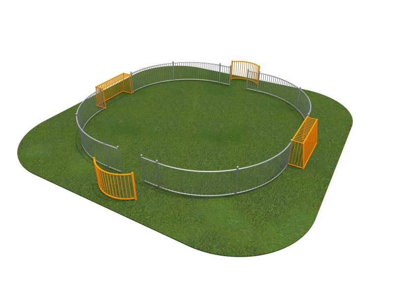 SOCCER RING 2 (8x8m) Inter Play Playground