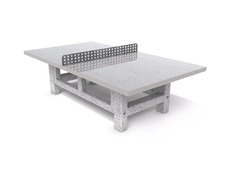 Concrete Table Tennis table 2
