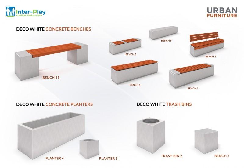 Family 1 - DECO Concrete
