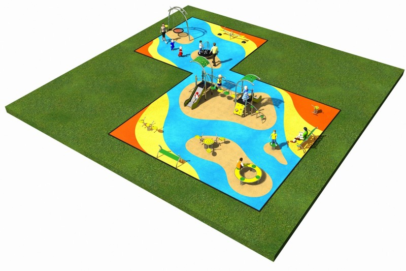 LIMAKO for kids layout 7 Inter Play Playground