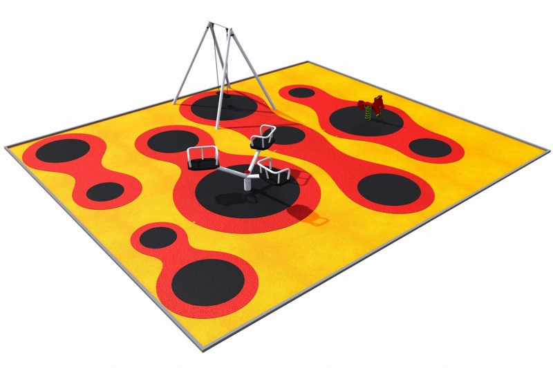 Playground Equipment for sale TELERO 2 Professional manufacturer