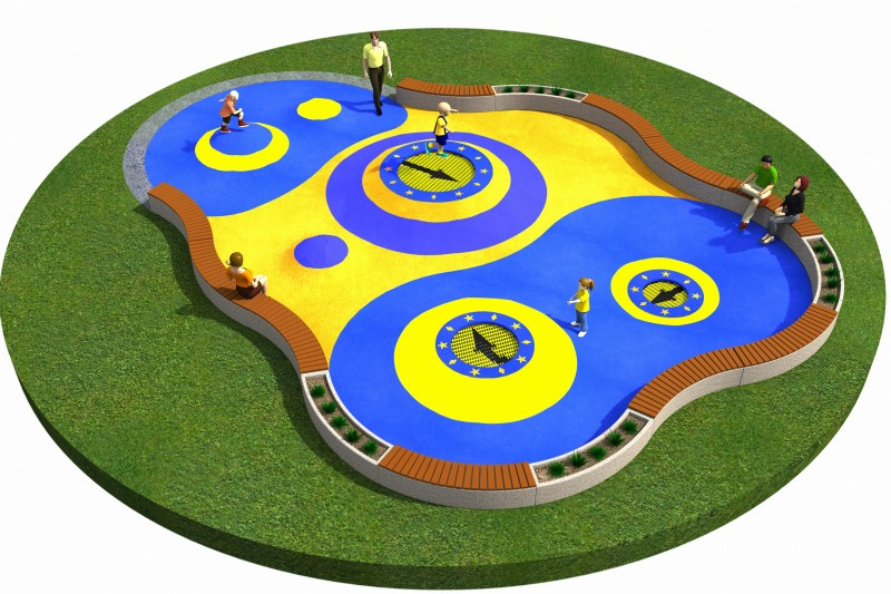 Trampolines  Layout 10