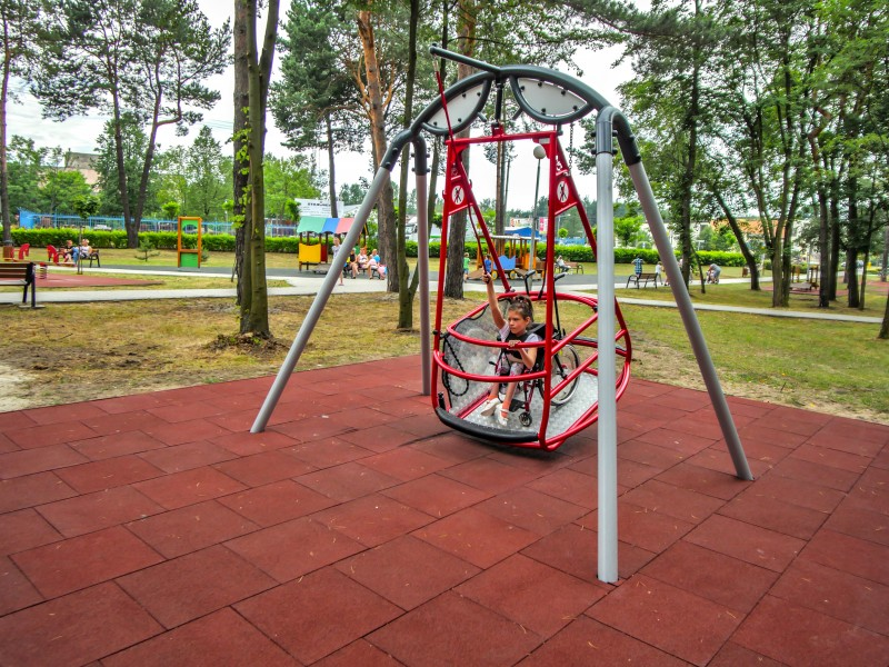 SATURN Inter Play Playground
