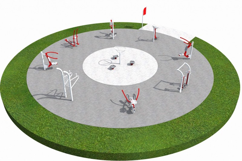 FITNESS  layout 2 Inter Play Playground