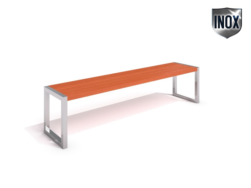 Stainless steel bench 06