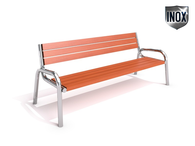 Stainless steel bench 15