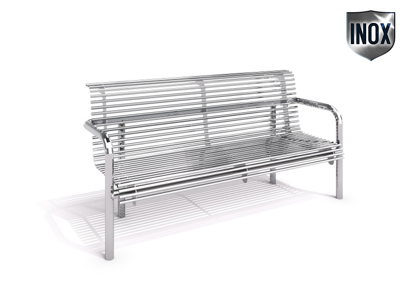 Playground Equipment for sale Stainless steel bench 14 Professional manufacturer