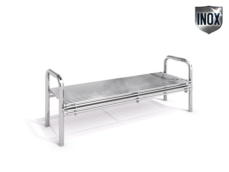 Stainless steel bench 17