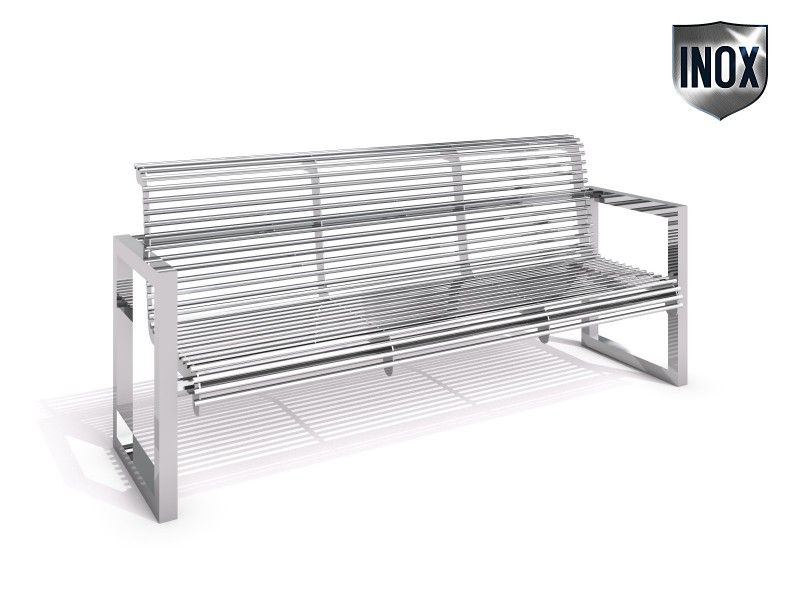 Playground Equipment for sale Stainless steel bench 19 Professional manufacturer