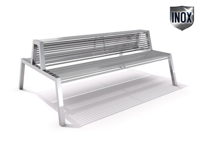 Stainless steel bench 20