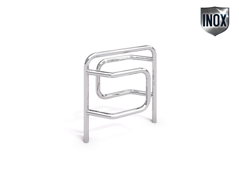stainless steel bicycle rack 09