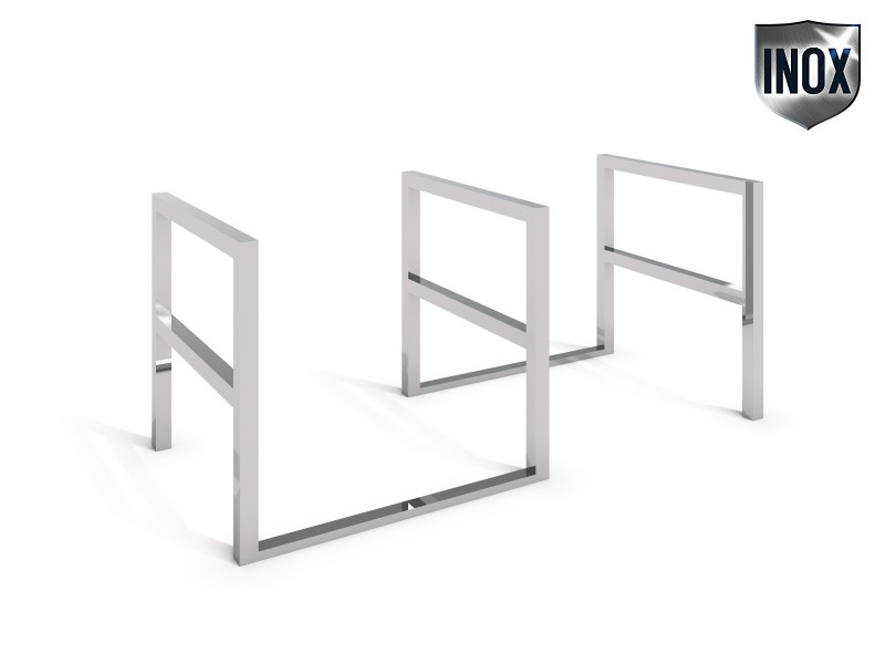 Playground Equipment for sale stainless steel bicycle rack 05 Professional manufacturer