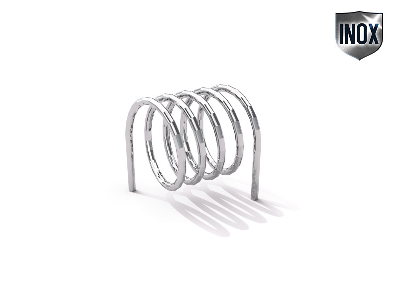 Playground Equipment for sale stainless steel bicycle rack 09 Professional manufacturer