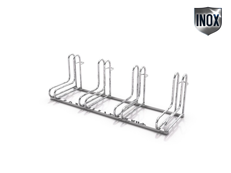 stainless steel bicycle rack 19