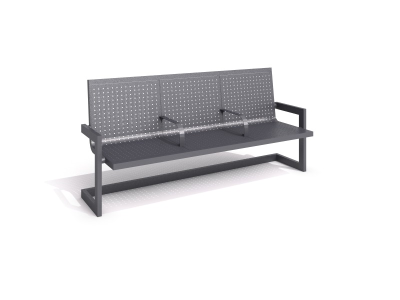 Playground Equipment for sale steel bench 21 Professional manufacturer