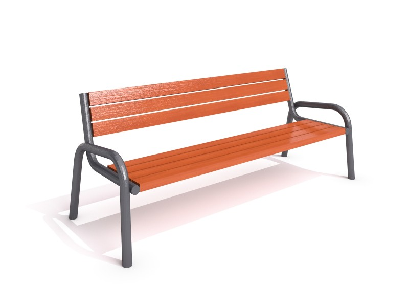 Playground Equipment for sale steel bench 23 Professional manufacturer