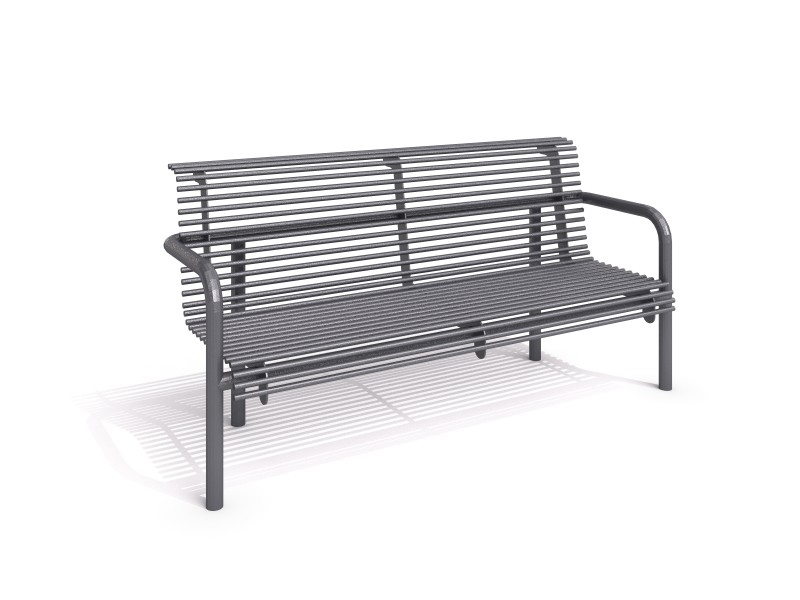Playground Equipment for sale steel bench 25 Professional manufacturer