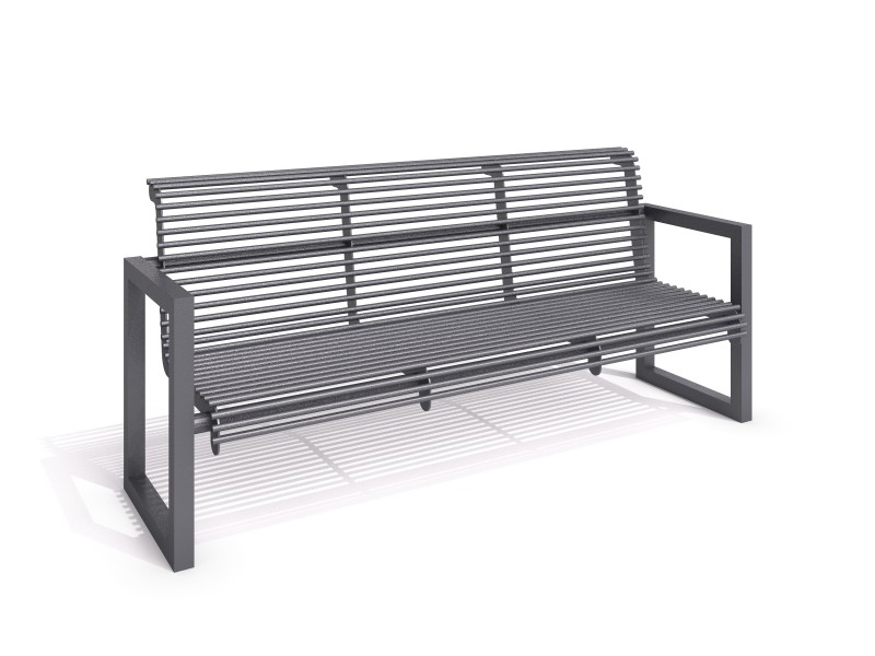 Playground Equipment for sale steel bench 27 Professional manufacturer