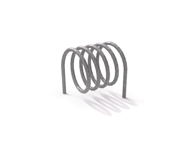 Playground Equipment for sale Steel bicycle rack 09 Professional manufacturer