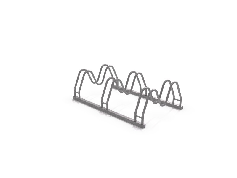 Playground Equipment for sale Steel bicycle rack 15 Professional manufacturer