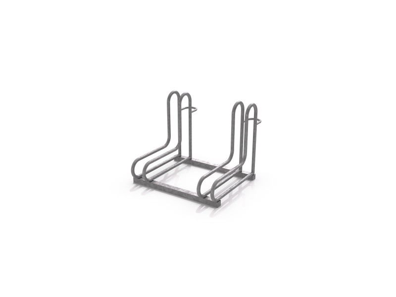 Playground Equipment for sale Steel bicycle rack 17 Professional manufacturer