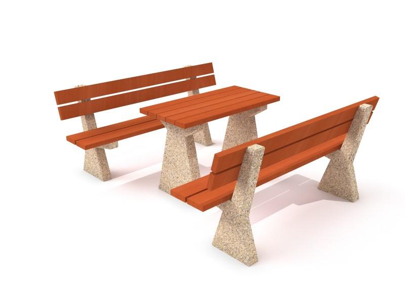 Concrete table 02