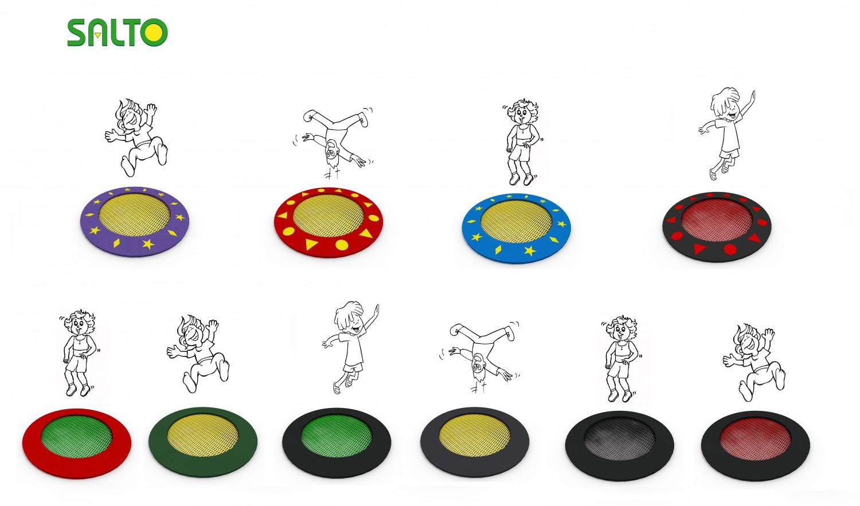 Trampolines SALTO Inter Play Blog