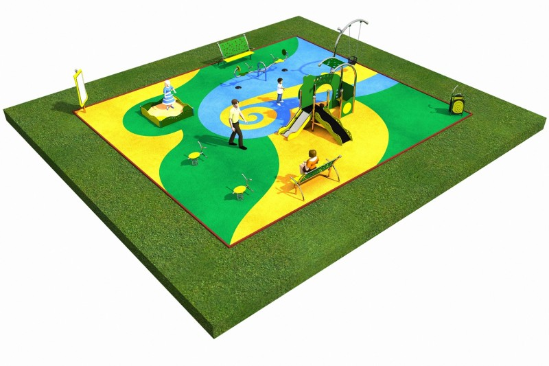 LIMAKO for toddlers layout 3 Inter Play Playground