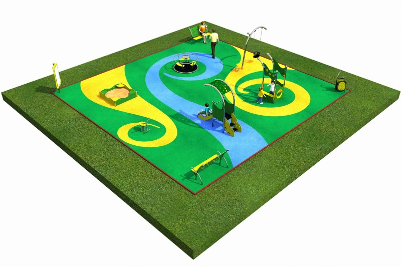 LIMAKO for toddlers layout 4 Inter Play Playground