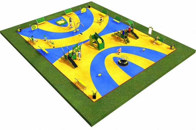 LIMAKO for toddlers layout 7 Inter Play Playground